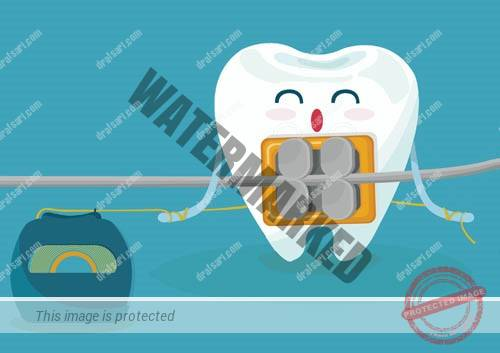 مقایسه براکت پشت دندانی و اینویزیلاین