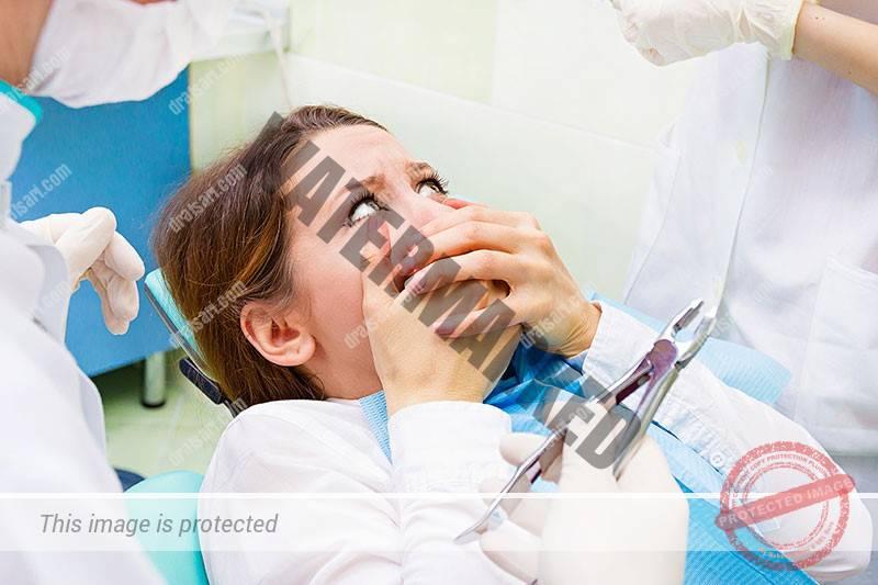 غلبه بر ترس ارتودنسی و دندانپزشکی